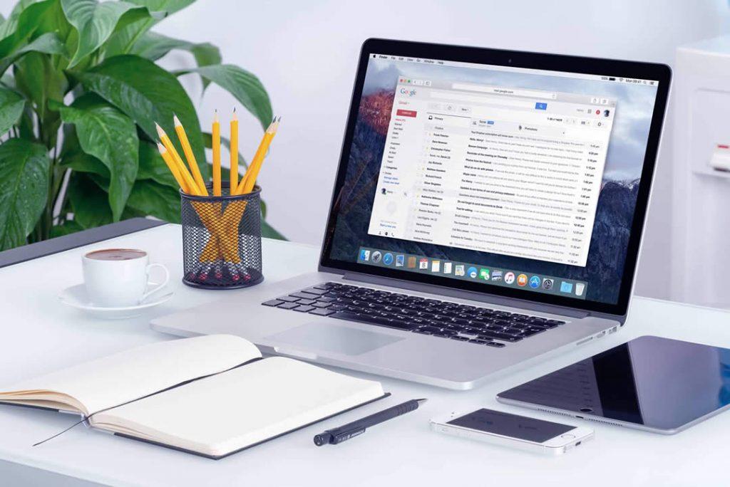 Como configurar minha conta de e-mail no Mac